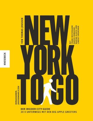 New York to go, Thomas Joussen