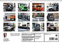 NEW YORK XXL Trucks and Limos (Wandkalender 2019 DIN A3 quer) - Produktdetailbild 13