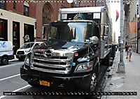 NEW YORK XXL Trucks and Limos (Wandkalender 2019 DIN A3 quer) - Produktdetailbild 1
