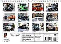 NEW YORK XXL Trucks and Limos (Wandkalender 2019 DIN A4 quer) - Produktdetailbild 13