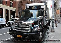NEW YORK XXL Trucks and Limos (Wandkalender 2019 DIN A2 quer) - Produktdetailbild 1