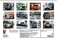NEW YORK XXL Trucks and Limos (Wandkalender 2019 DIN A2 quer) - Produktdetailbild 13