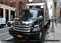 NEW YORK XXL Trucks and Limos (Wandkalender 2019 DIN A4 quer) - Produktdetailbild 1