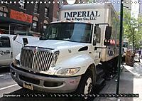 NEW YORK XXL Trucks and Limos (Wandkalender 2019 DIN A4 quer) - Produktdetailbild 9