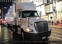 NEW YORK XXL Trucks and Limos (Wandkalender 2019 DIN A4 quer) - Produktdetailbild 12