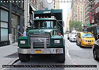 NEW YORK XXL Trucks and Limos (Wandkalender 2019 DIN A4 quer) - Produktdetailbild 11