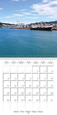 New Zealand - Regions of the North Island (Wall Calendar 2019 300 × 300 mm Square) - Produktdetailbild 3