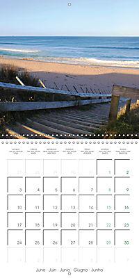 New Zealand - Regions of the North Island (Wall Calendar 2019 300 × 300 mm Square) - Produktdetailbild 6