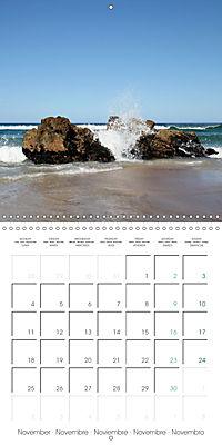 New Zealand - Regions of the North Island (Wall Calendar 2019 300 × 300 mm Square) - Produktdetailbild 11