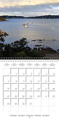 New Zealand - Regions of the North Island (Wall Calendar 2019 300 × 300 mm Square) - Produktdetailbild 10