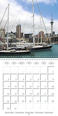 New Zealand - Regions of the North Island (Wall Calendar 2019 300 × 300 mm Square) - Produktdetailbild 12