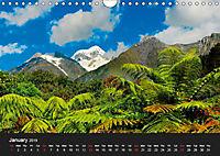 New Zealand (Wall Calendar 2019 DIN A4 Landscape) - Produktdetailbild 1