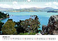 New Zealand's Endless Landscapes (Wall Calendar 2019 DIN A4 Landscape) - Produktdetailbild 1