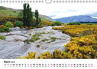 New Zealand's Endless Landscapes (Wall Calendar 2019 DIN A4 Landscape) - Produktdetailbild 3