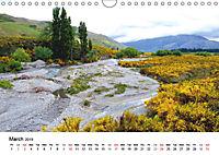 New Zealand's Endless Landscapes (Wall Calendar 2019 DIN A4 Landscape) - Produktdetailbild 3