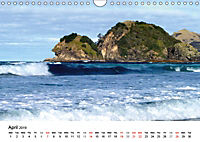 New Zealand's Endless Landscapes (Wall Calendar 2019 DIN A4 Landscape) - Produktdetailbild 4