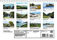 New Zealand's Endless Landscapes (Wall Calendar 2019 DIN A4 Landscape) - Produktdetailbild 13