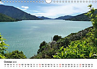 New Zealand's Endless Landscapes (Wall Calendar 2019 DIN A4 Landscape) - Produktdetailbild 10