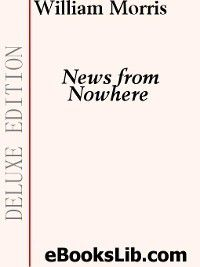 News from Nowhere, William Morris