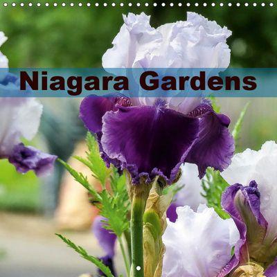 Niagara Gardens (Wall Calendar 2019 300 × 300 mm Square), Steven Plews aoca