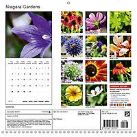 Niagara Gardens (Wall Calendar 2019 300 × 300 mm Square) - Produktdetailbild 13