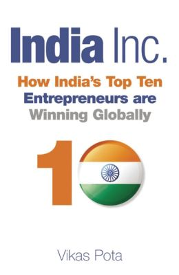 Nicholas Brealey Publishing: India Inc., Vikas Pota