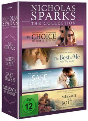Nicholas Sparks: The Collection, Diverse Interpreten
