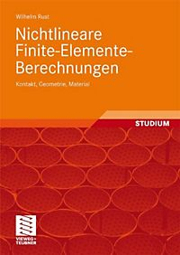 Non linear finite element analysis in structural mechanics for Finite elemente analyse
