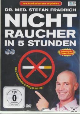 Nichtraucher in 5 Stunden, Stefan Dr.med. Fraedrich