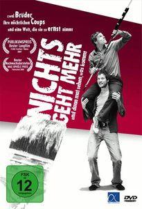 Nichts geht mehr, DVD, Florian Mischa Böder, Alexander Pelluci