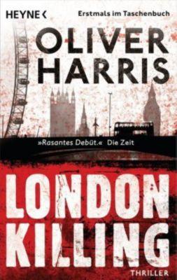 Nick Belsey Band 1: London Killing - Oliver Harris |