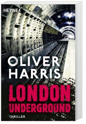 Nick Belsey Band 2: London Underground, Oliver Harris