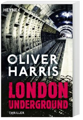 Nick Belsey Band 2: London Underground, Oliver Harris