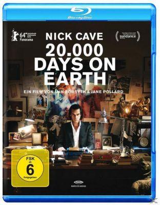 Nick Cave - 20.000 Days on Earth, Nick Cave, Iain Forsyth, Jane Pollard