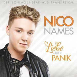 NICO NAMES - Liebe oder Panik, Nico Names