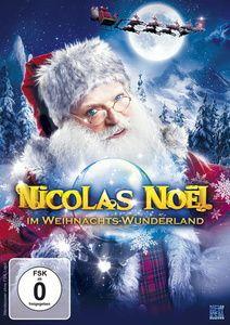 Nicolas Noël im Weihnachts-Wunderland, N, A