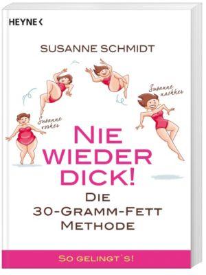 Nie wieder dick! - Susanne Schmidt |