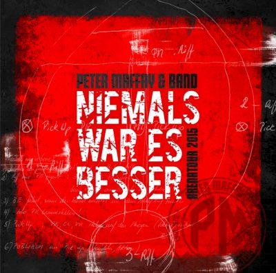 Niemals War Es Besser (Live) (Vinyl Edition), Peter Maffay