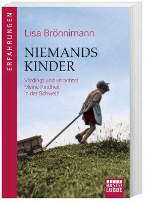 Niemandskinder - Lisa Brönnimann |