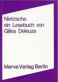 Nietzsche, Gilles Deleuze