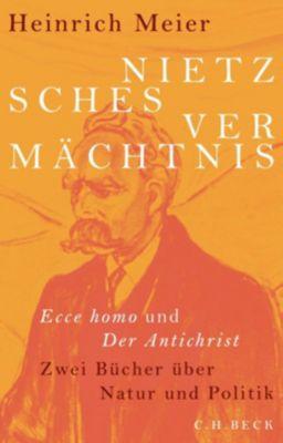 Nietzsches Vermächtnis - Heinrich Meier pdf epub