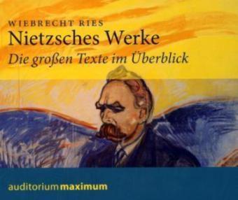 Nietzsches Werke, 2 Audio-CDs, Wiebrecht Ries