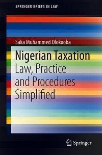 Nigerian Taxation, Saka Muhammed Olokooba
