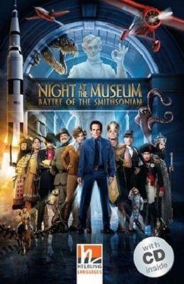 Night at the Museum - Battle of the Smithsonian, m. 1 Audio-CD, Robert Ben Garant, Thomas Lennon, Lynda Edwards