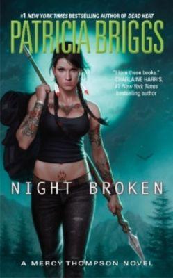 Night Broken, Patricia Briggs