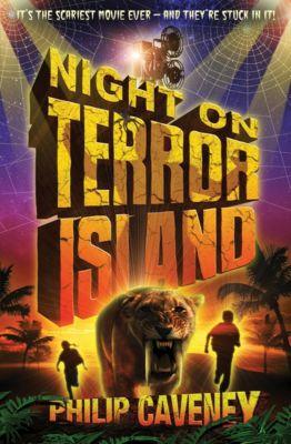 Night on Terror Island, Philip Caveney
