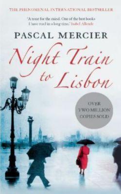 Night Train to Lisbon, Pascal Mercier