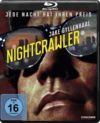 Nightcrawler, Jake Gyllenhaal, Bill Paxton