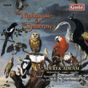 Nightingale & Sparrow, Organ,Muselar Derek Adlam - Harpsichord