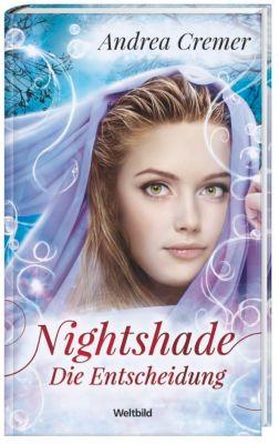 Nightshade - Die Entscheidung, Andrea Cremer